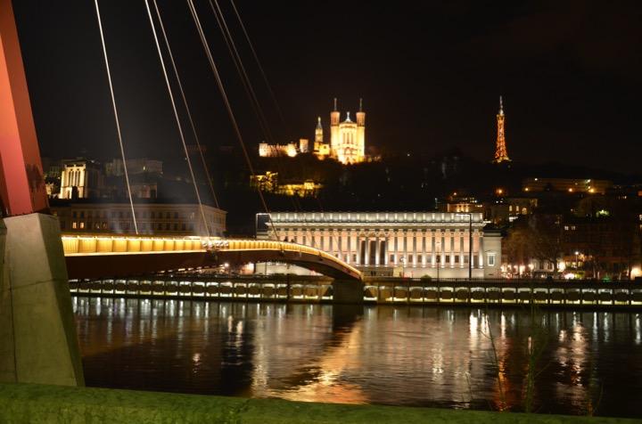 Lyon Palais de justice